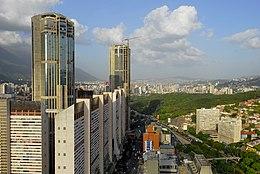 Caracas – Veduta