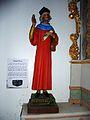 Carantec 27 île Callot Statue saint Yves.JPG