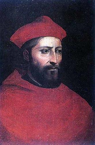 Benedetto Accolti the Younger - Image: Cardinal Benedetto Accolti