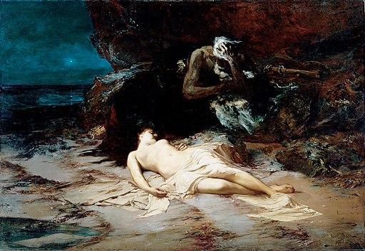 Carl Marr - Tajemnica życia - 1879