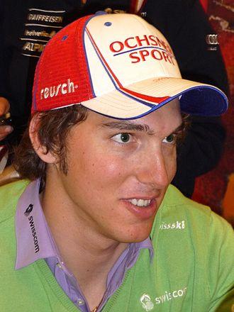 2010 Alpine Skiing World Cup - Image: Carlo Janka Bern 2010