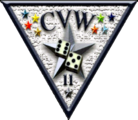 Carrier Air Wing 11 (US Navy) patch 2011.png