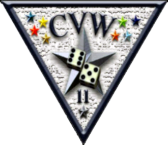 Carrier Air Wing Eleven - CVW-11 Insignia