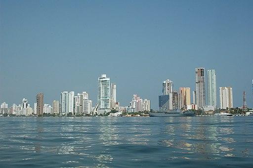Cartagena de Indias - Bocagrande where to stay in Cartagena