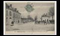 Cartes postales de la collection des Archives départementales (FRAD041 6 FI) - 6 Fi 242-14 Le square de Centenaire et l'avenue du Bourgeau.png