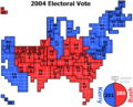 Cartogram-2004 Electoral Vote.PNG