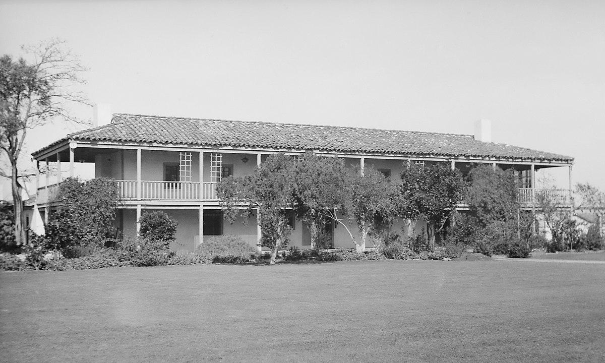 Los cerritos ranch house wikidata for Piani casa ranch california