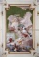 Casale monferrato, palazzo gozzani di san giorgio, salone con affreschi francesco lorenzi e pier f. guala 05.jpg