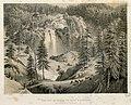 Cascade au-dessus du Pont d'Espagne près Cauterets (Hautes-Pyrénées) - Fonds Ancely - B315556101 A PARIS 1 047.jpg