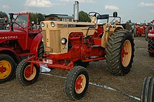 j i case 500 tractor