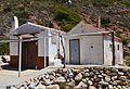 Casetes de pescadors de la cala de Llebeig.JPG