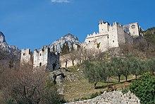 Il Castello di Avio in Trentino