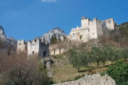 The Castle of Avio (Sabbionara)