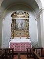 Castelnovo ne' Monti-pieve santa maria-altare laterale3.jpg