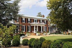 Castle Hill (Virginia) - Castle Hill (1824 Rives Addition)
