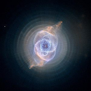 NASA Image, Hubble ST, Cat's Eye Nebula