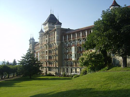 Caux Palace Hotel