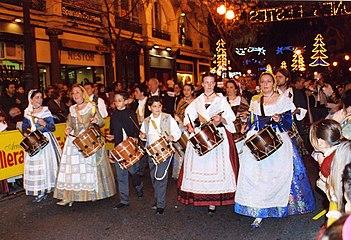 Cavalcada dels Reis - 5. January 2006 - 1.jpg