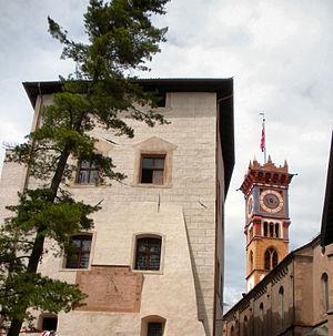 Cavalese - Image: Cavalese Torre Civica
