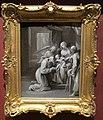 Cavalier d'arpino, sacra famiglia con un santo e un angelo.JPG