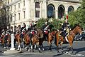 Cavalry soldiers @ Parade @ Paris (30805556732).jpg