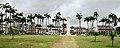 Cayenne place des palmistes vers l'ouest 2013.jpg