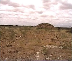 Somali mythology - Ancient temple ruins in Aynabo