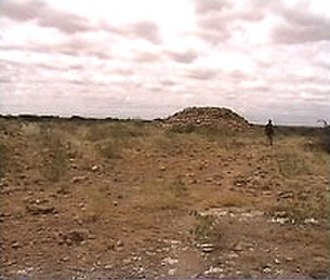 Somali mythology - Ancient temple ruins in Aynabo
