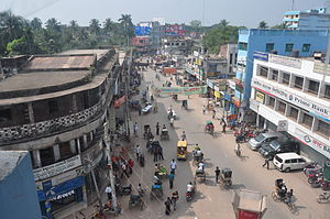 Jessore District - Central Jessore Town