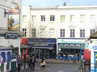 Surbiton - Image: Central Surbiton geograph.org.uk 1077777