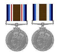 Cejlona Police Medalo 1950 korekt.jpg