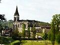 Château-l'Evêque église 1.JPG