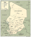 Chad political map 1991 (CIA).png
