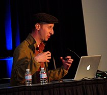 Chaim Gingold - Game Developers Conference 2010.jpg