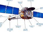 Chandra Spacecraft, 1999-present (8980505863).jpg