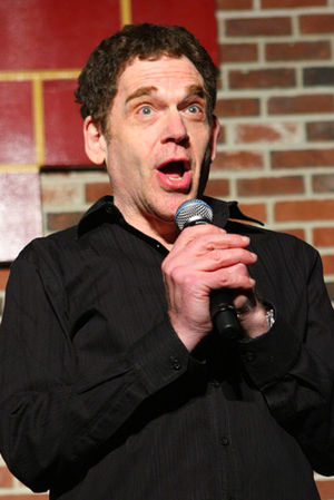 Charles Fleischer - Fleischer performing at the Improv at Harrah's in Las Vegas, Nevada on July 26, 2011