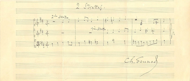 File:Charles Gounod Autograph.jpg