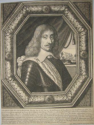 Charles IV, Duke of Lorraine - Charles IV