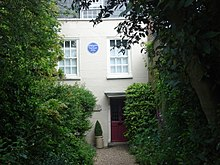charles lamb  lamb s cottage edmonton london
