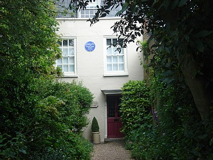 Lamb's cottage, Edmonton, London Charles Lamb's Cottage.JPG