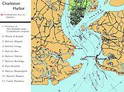 CharlestonHarbor defenses
