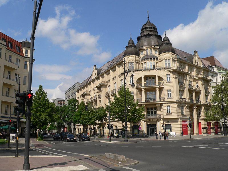 Scandic Hotel Berlin Fruhstuck