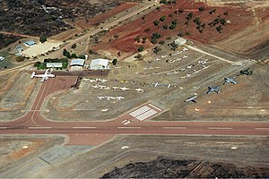 Charters Towers Airport - Airport overview