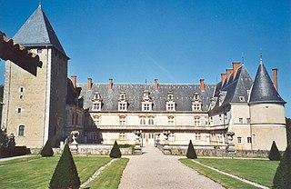 Historic mansion near Nancy, France