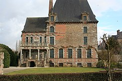Chateau de montgommery ducey 1.JPG