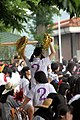 Cheering their teams.jpg