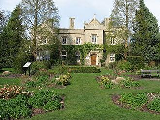 Lyons family - Image: Cherry Hinton Hall