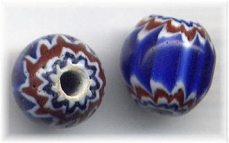 Chevron bead - Chevron beads, Indian