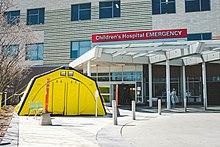 Hôpital pour enfants du Michigan EmergRoom.jpg