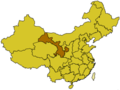 China provinces gansu.png